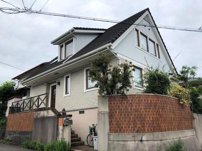 【外観】緑ヶ丘町2丁戸建