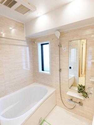 【浴室】アイランドマンション西横浜