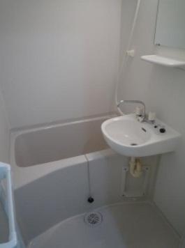 【浴室】エスポワール東向島
