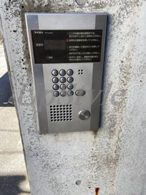 【セキュリティ】エレガンス六番館