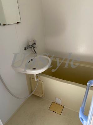 【浴室】エレガンス六番館