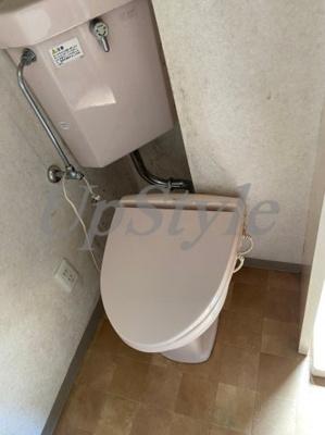 【トイレ】エレガンス六番館