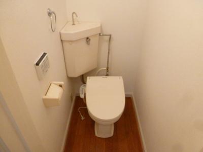 【トイレ】ツインクレスト