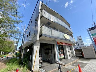 【外観】ポケットハイツ本厚木II