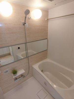 【浴室】エスペランサ青葉台