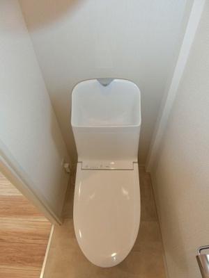 【トイレ】エスペランサ青葉台