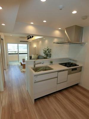 【キッチン】エスペランサ青葉台