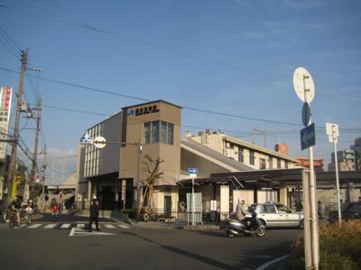 JR摂津富田駅まで3,000m
