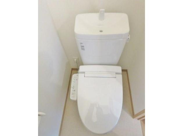 【トイレ】クレセントヴィラ