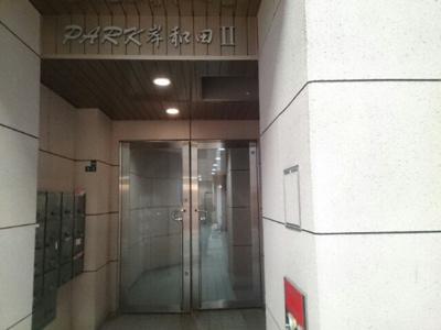 【外観】PARK岸和田Ⅱ