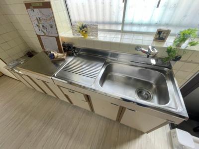 【キッチン】福田4丁目戸建