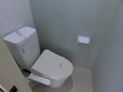 【トイレ】しまハイツ