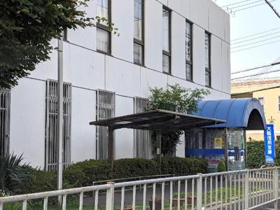 大阪信用金庫しもまつ支店まで372m