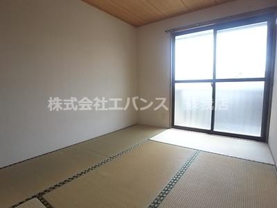 【和室】サニーコーポハセベ