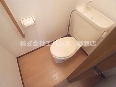 【トイレ】サニーコーポハセベ