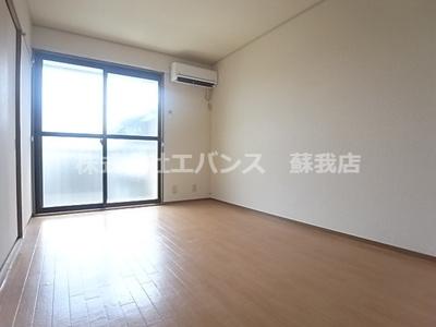 【居間・リビング】サニーコーポハセベ