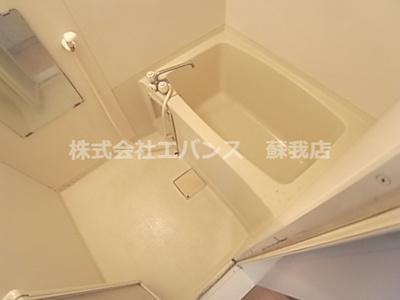 【浴室】サニーコーポハセベ
