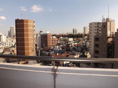 同タイプ8階眺望