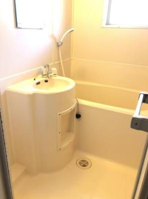 【浴室】メゾンカトレア