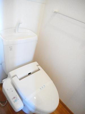 【トイレ】ハーベスト下中野