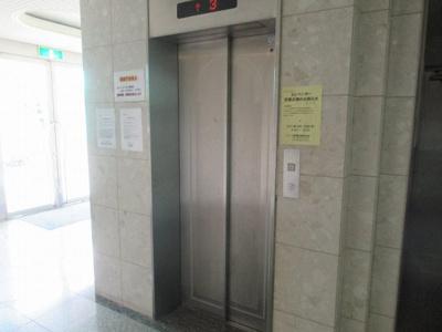 エレベーター付きです