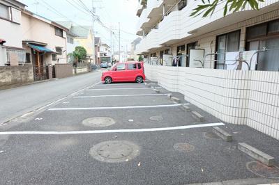 【駐車場】サンシティアサヒ