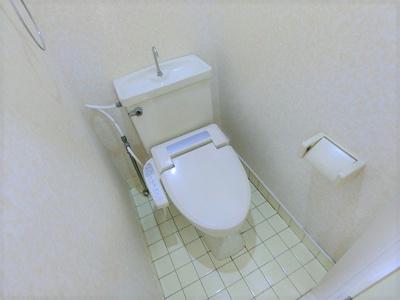 【トイレ】サンシティアサヒ