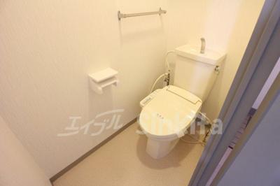 【トイレ】ピアスアローイーストサイド
