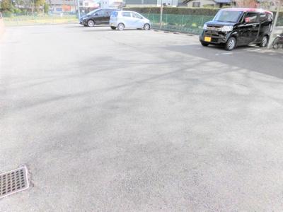 【駐車場】安八ハイツ