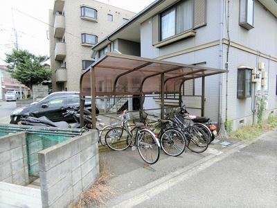 【駐車場】パルファンベールB棟