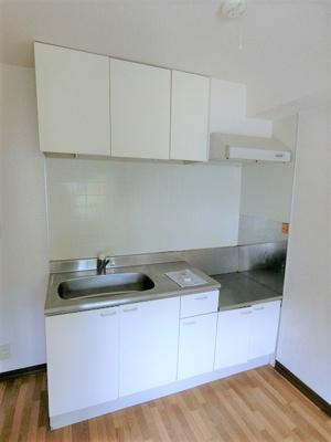【キッチン】パルファンベールB棟
