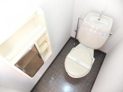 【トイレ】KZ南八幡弐番館