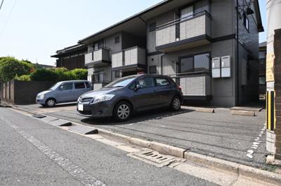 【駐車場】シャローム上富野