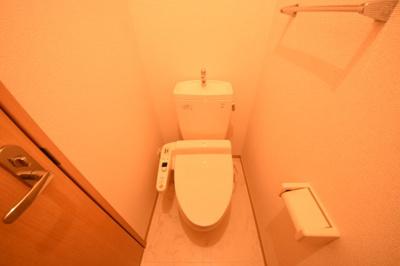 【トイレ】グレイストレビナ赤坂