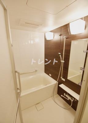 【浴室】パークリュクス日本橋大伝馬町