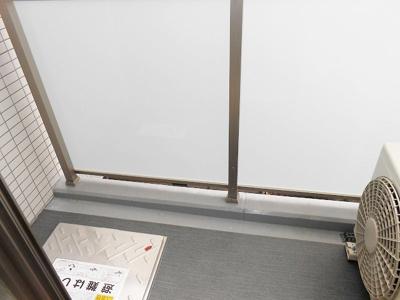 【バルコニー】エフパークレジデンス東神奈川