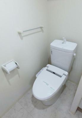 【トイレ】エフパークレジデンス東神奈川