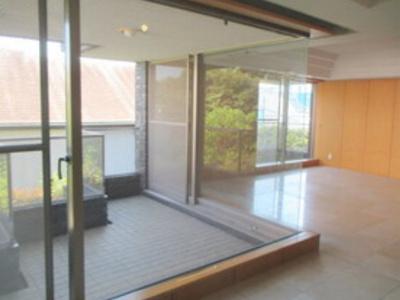 【居間・リビング】渋谷伊達町ハウス