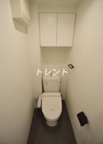 【トイレ】パークハビオ渋谷本町レジデンス
