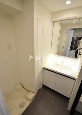 【独立洗面台】パークハビオ渋谷本町レジデンス