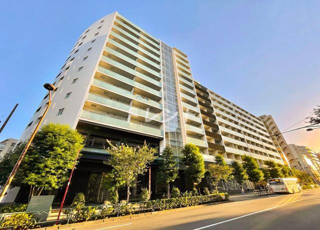 【外観】パークハビオ渋谷本町レジデンス
