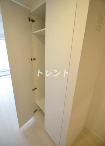 【収納】パークハビオ渋谷本町レジデンス