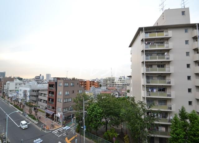 【展望】パークハビオ渋谷本町レジデンス