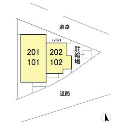 【区画図】マスカレード3