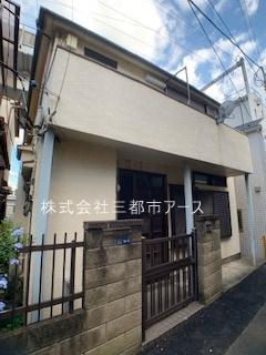 【外観】豊町2丁目貸家(西川邸)