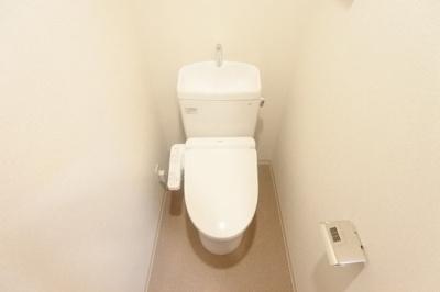 【トイレ】プレミアムコート阿波座WEST