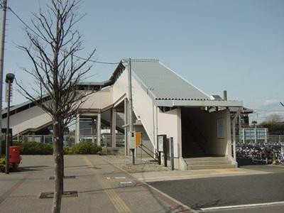 新木駅(JR 成田線)まで800m