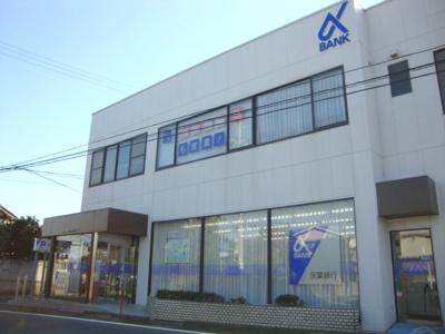 京葉銀行新木支店まで1,379m