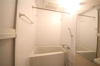 【浴室】W-STYLE福島Ⅱウィステリア