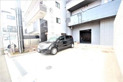 【駐車場】W-STYLE福島Ⅱウィステリア